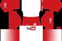 Social Media Dream League Soccer Kits