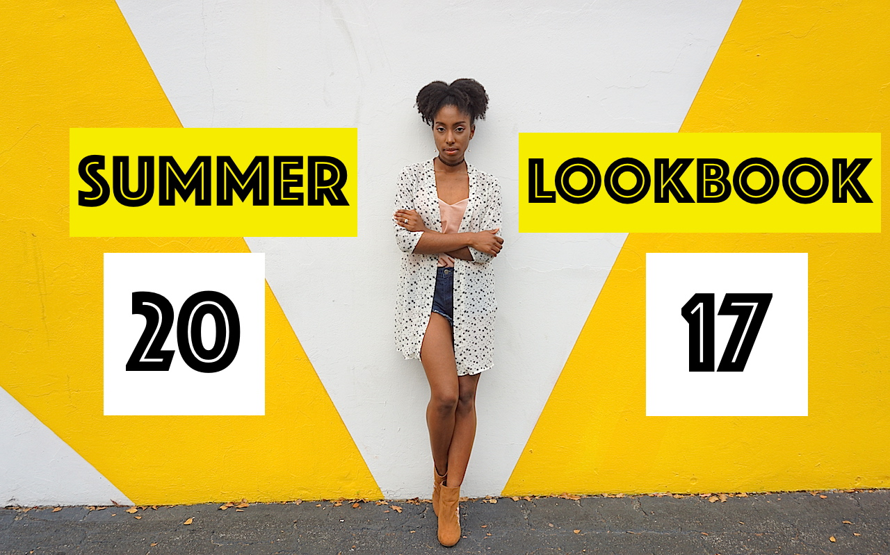 LOOKBOOK | Summer 2017