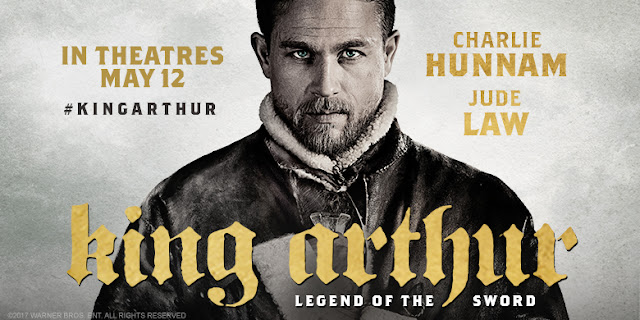 Review Filem : King Arthur : Legend of the Sword