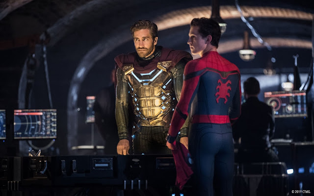 Spider-Man Far From Home Reseña
