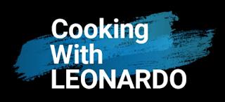 Cooking with Leonardo