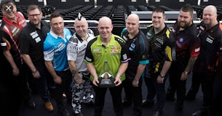 PDC Premier League Darts 2021 schedule dates.