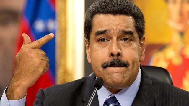 Kudeta Venezuela menjatuhkan Presiden Nicholas Manduro