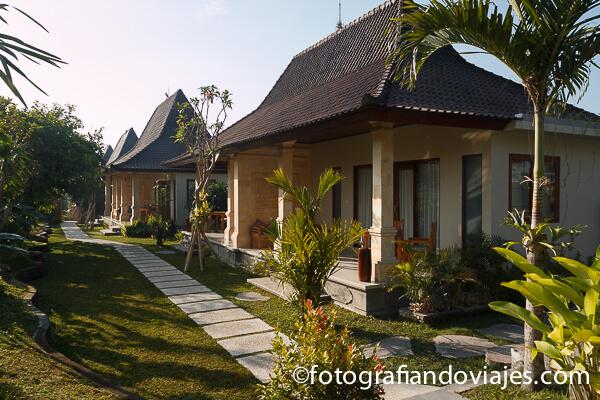 Opini�n del hotel Masia Villa Ubud en Bali