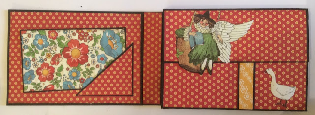 Mother Goose Photo Box Clare Charvill Graphic 45