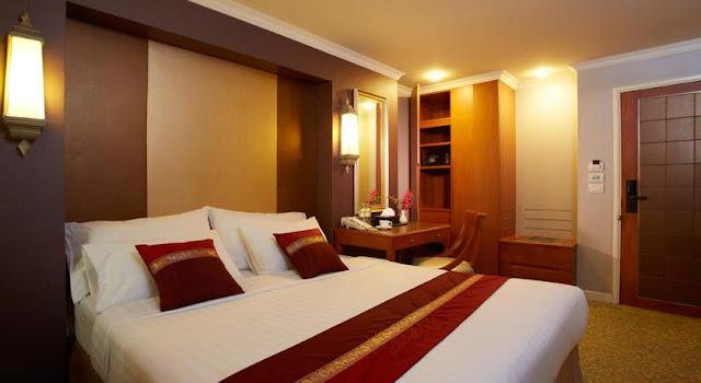 Đặt phòng khách sạn ở Bangkok