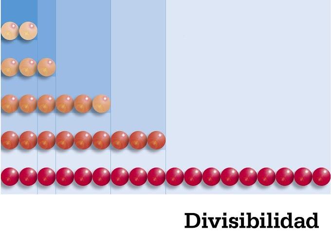 La Divisibilidad - Algo de matemáticas