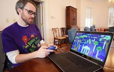 Desarrollador de videojuegos