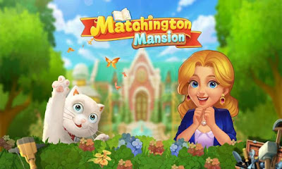 Download Game Matchington Mansion MOD APK Unlimited Coins 1.74.0