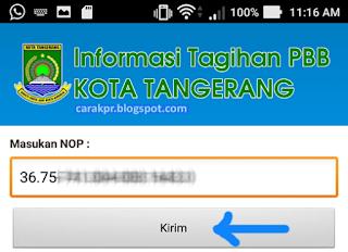 Bayar PBB Tangerang