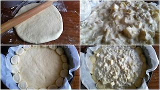 Рецепта за баденска пита с лук