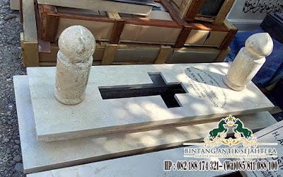 Kuburan Makam Granit, Makam Granit Kristen