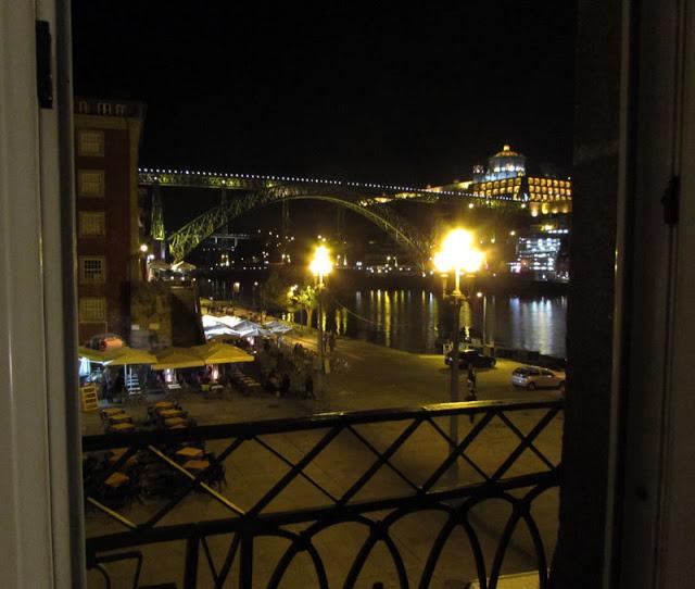 Vista do hotel Pestana Vintage Porto