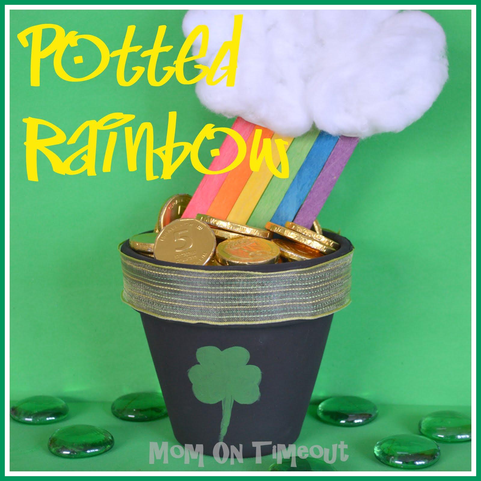 Potted Rainbow