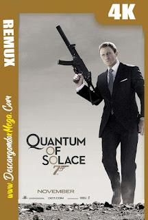 007 Quantum of Solace (2008) BDREMUX 4K UHD [HDR] Latino