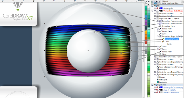 Rede Globo Logo 2014 The Best Vector Free