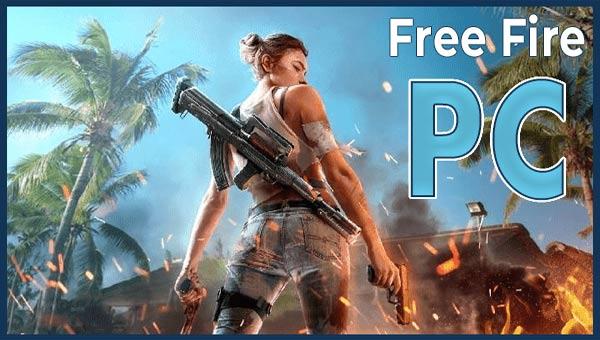 تحميل و تشغيل لعبة Free Fire للكمبيوتر PC
