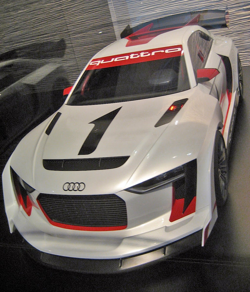 audi quattro concept rally car design model. Black Bedroom Furniture Sets. Home Design Ideas