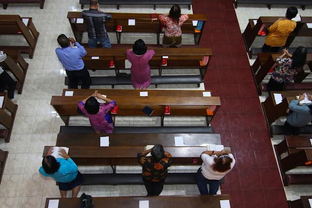 Kemenag Surakarta: Masyarakat Boleh ke Tempat Ibadah, Kecuali Umat Katolik