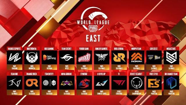 list team PMWL