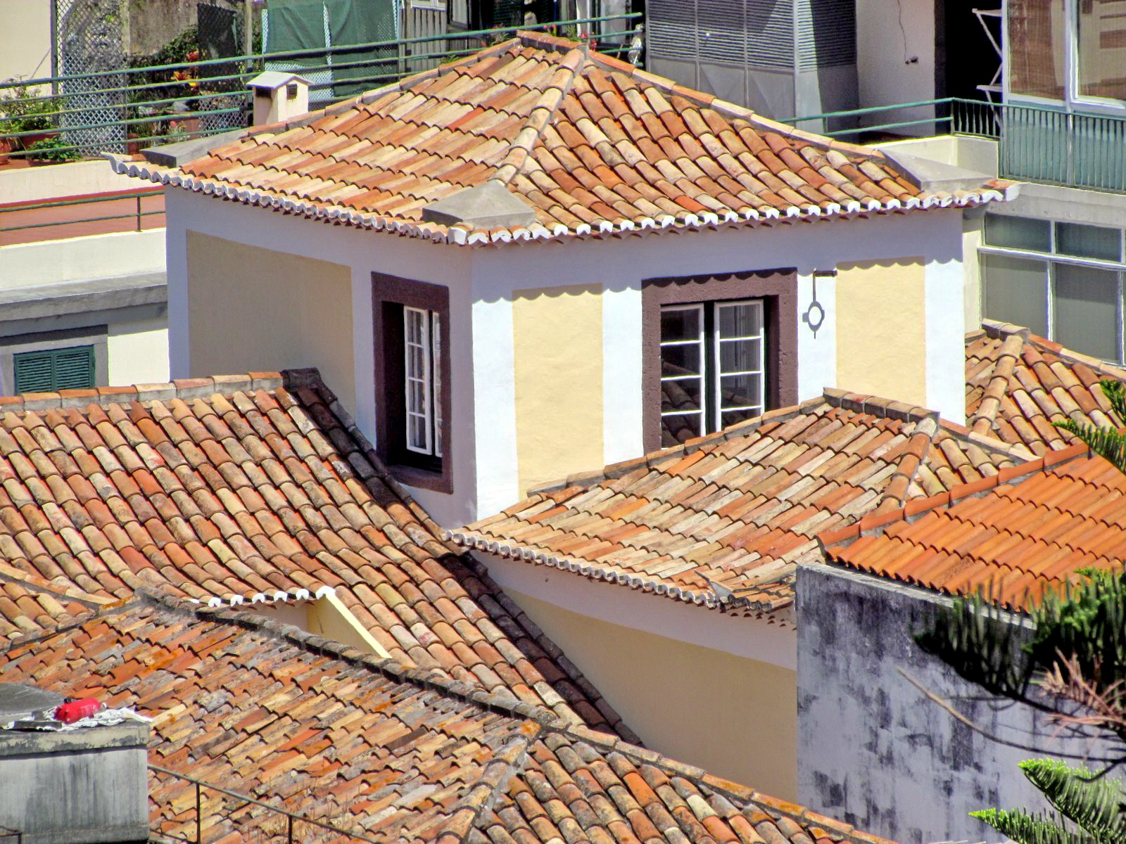 traditional roofs