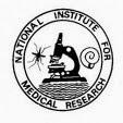 NIMR Recruitment 2017