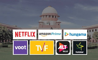 Supreme Court Says 'Some OTT's' Showing Adult Content; Calls For Screening Before Release