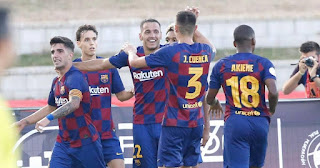 4 ex Barcelona B team players accuse Barca of not paying them their €40,000 bonuses for reaching promotional playoff