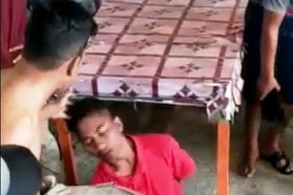 That Geusoh Min Dih Pancuri Honda, Baro 5 Uroe Teubiet Peunjara Langsong Mulai Keurija