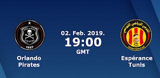 اون لاين مشاهدة مباراة الترجي واورلاندو بيراتس بث مباشر 2-2-2019 دوري ابطال افريقيا اليوم بدون تقطيع