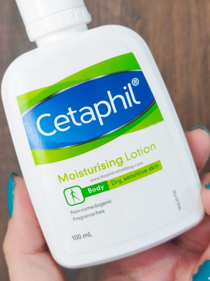 Cetaphil Moisturizing Lotion for Dry and Sensitive Skin - Review