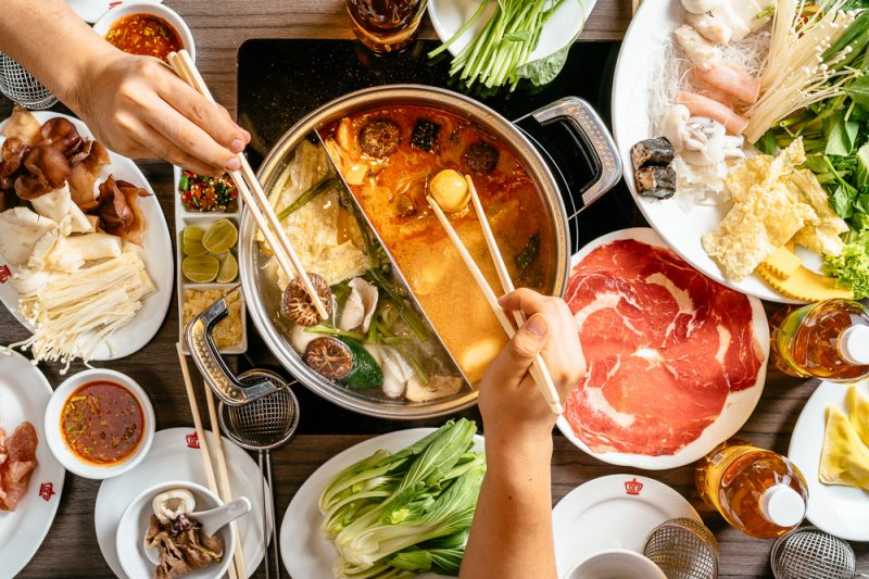 Resep Kuah Hot Pot Seafood Thailand