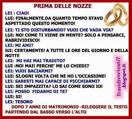 Anniversario Matrimonio Frasi Spiritose.Frasi Anniversario Matrimonio 25 Anni Spiritose