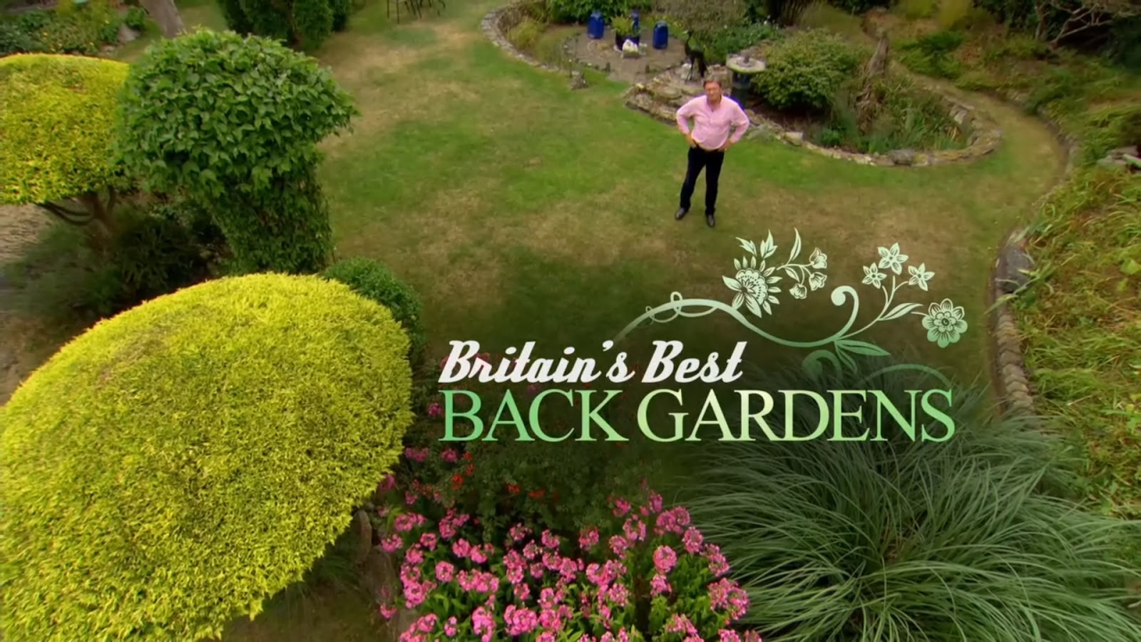 Britains Best Back Gardens Working Gardens Ep Gardening And - Pictures of back gardens