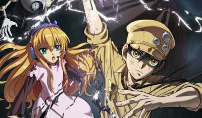 Gunjou no Magmel Episode 1 - 13