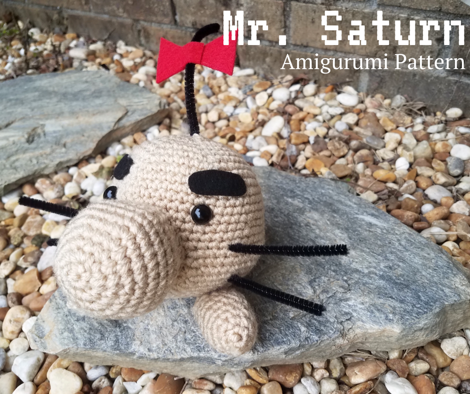 All Your Crochet Are Belong to Us - Video Game Amigurumi Patterns! | 788x940