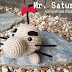 Free Mr. Saturn Amigurumi Pattern