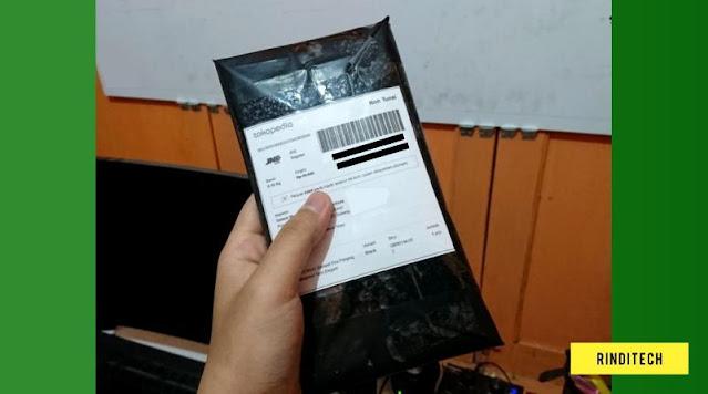 Cara Lengkap Mengirim Pesanan Tokopedia via JNE