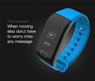 f1 plus sport smart braccialetto f601