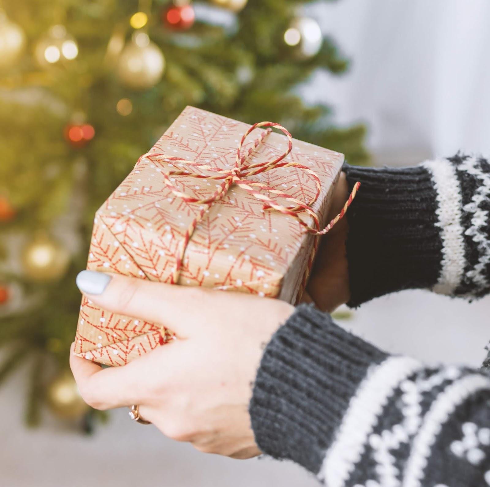 Merry Christmas Gift DP