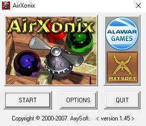 تحميل لعبة المروحة 2018 AirXoniX