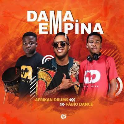 Afrikan Drums Feat. Fábio Dance - Dama Empina (Afro House) Download Mp3