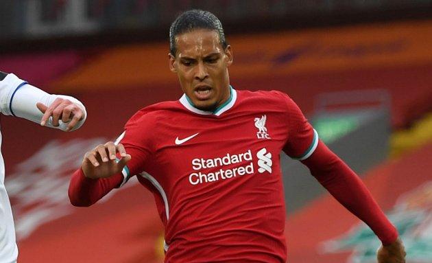 Liverpool draw up £50M contract offer for Van Dijk