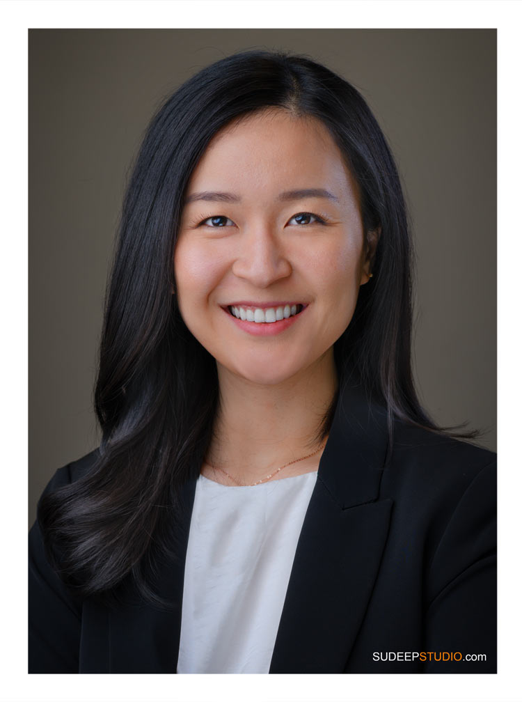 Professional Headshots for Chinese Asian American Medical Residency ERAS VSAS Ann Arbor Headshot Photographer