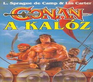 Conan, a kaloz konyv