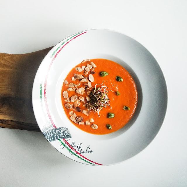 Gotuj jak Chef Józek: krem z pomidorów