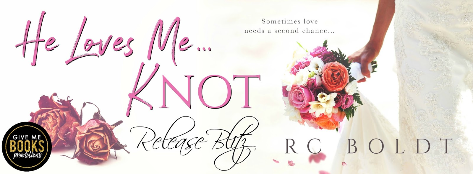 Release Blitz/New Review: He Loves Me Knot by RC Boldt – Words We