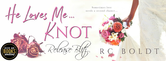[New Release] HE LOVES ME...KNOT by RC Boldt @RC_Boldt @GiveMeBooksBlog #Review #TheUnratedBookshelf