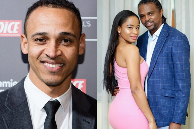 Footballer's Wife's Tale: Osaze Odemnwigie claims Kanu Nwanwko's wife Amara chasing him, the Footballer says will choose family regardless (video)