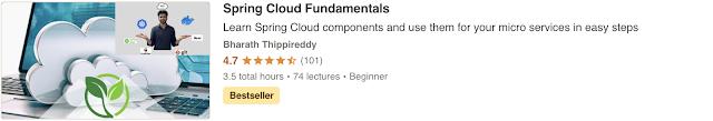 Spring Cloud Fundamentals